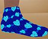 Heart Slippers 6 (M)