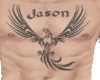 jason phoenix tat