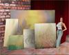 Artist canvasas