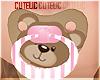 ♡Precious Bear-Paci