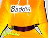 BADDIE yellow
