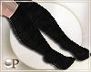 Nicki Black Suede Boots