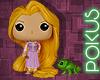 Rapunzel & Pascal Funko