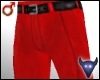 Dress pants red (m)