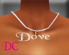 (DC)Dove Necklace