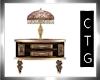 CTG REGAL TABLE LAMP