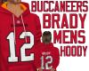 BUCS TOM BRADY HOODY (r)