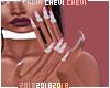 3D Crystal Bow Nails