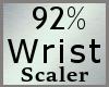 Wrist Scale 92% M A