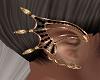 Elf Earrings Black