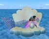 Sea Shell Float Kiss