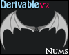 Demon Wings v2 Flap