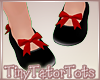 T. Flats With Bow