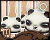 m²| Pandastic slippers