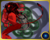 Hellfire Long Demon Tail