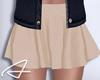 ~A: Beige Skirt RLS