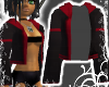 Red Script Jacket