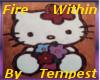 Hello Kitty Wall Art