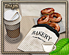 Maple Doughnuts