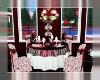 Valentines Dinner Table