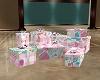 Pink Baby Shower Present