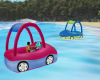 ~Z~ Floating cars !
