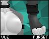 V ♥ Mega Body Cuffs F