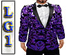 LG1 Purple & Blk  2020