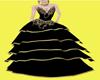 *HC* Elegant Black Gown