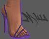♔ Lilac Heels