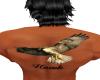 Hawk's Color Tatt
