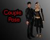 V Couple Standing Pose