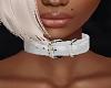 FG~ White Latex Collar