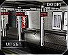 Clean Subway Platform