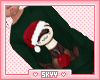 Ferret Christmas Sweater