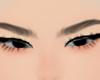 .Dull eyes.