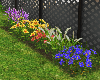 Porch Sittn Flower Bed