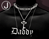 Ⓙ Daddy necklace!