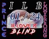 IF LOVE IS BLIND / LSONG
