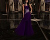 Ashely Purple Gown