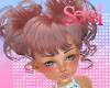 S! Evie Pastel Pink