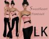 Sweetheart Pantsuit