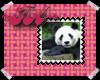 ~FA~ Panda Stamp