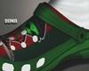 ETT Crocs/ White Socks