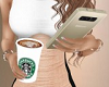 Starbucks and Gld Phone