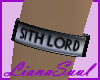 Sith Lord Armband