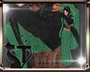 Arabic Dress Green