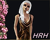 HRH Black Gold Drape