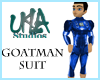 GoatMan Suit