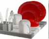 Assorted Dish Rack